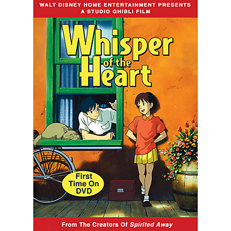 Whisper of the Heart DVD