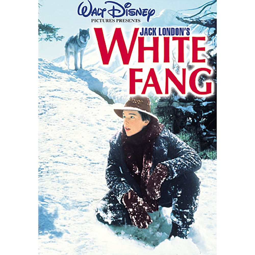 White Fang DVD Official shopDisney