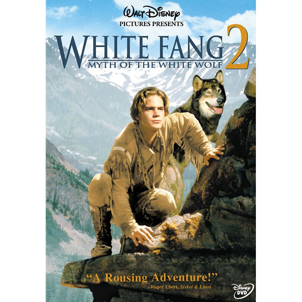 White Fang 2: Myth of the White Wolf DVD Official shopDisney