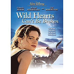 Wild Hearts Can't Be Broken DVD