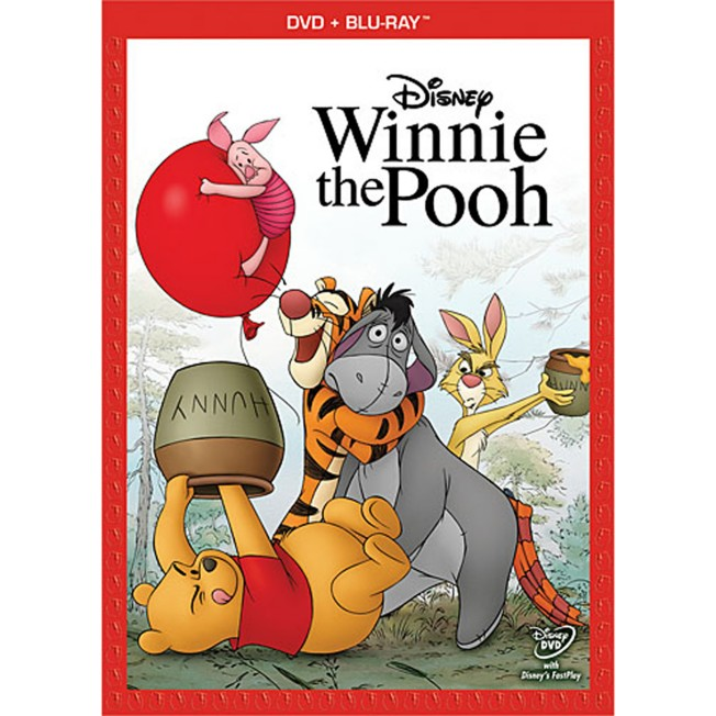 Winnie the Pooh (2011) – 2-Disc Combo Pack