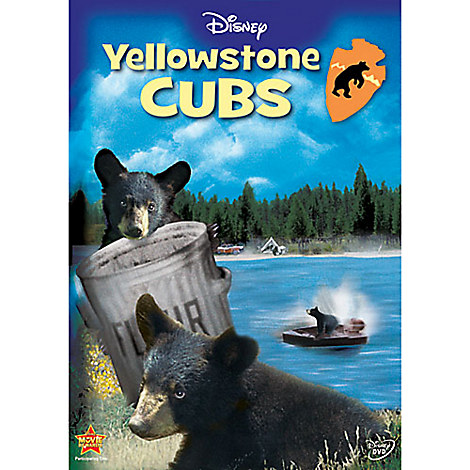 Yellowstone Cubs DVD