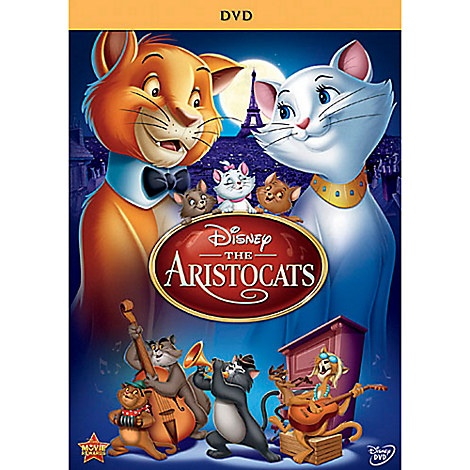The Aristocats DVD