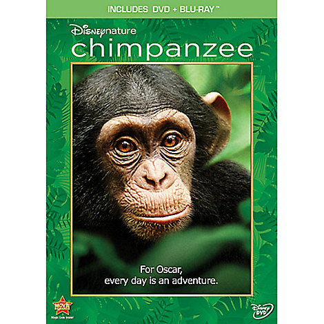 Chimpanzee - 2-Disc Combo Pack