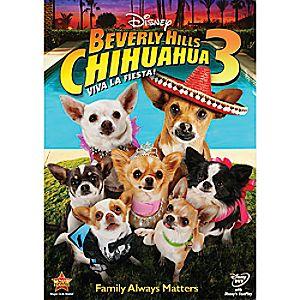 Beverly Hills Chihuahua 3: Viva La Fiesta! DVD 7745055550776P