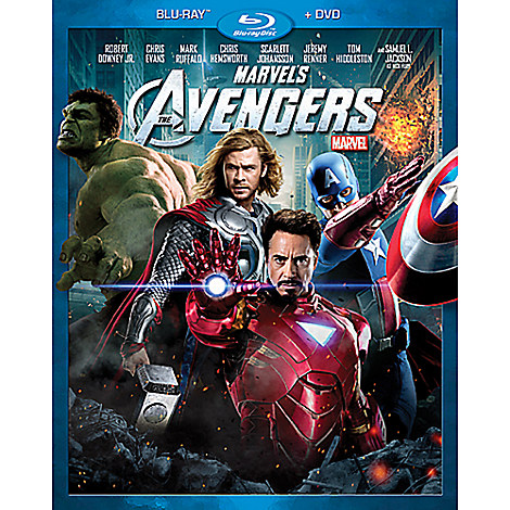 Marvel's The Avengers - 2-Disc Combo Pack