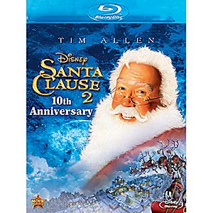 Santa Clause 2 Blu-ray 7745055550789P