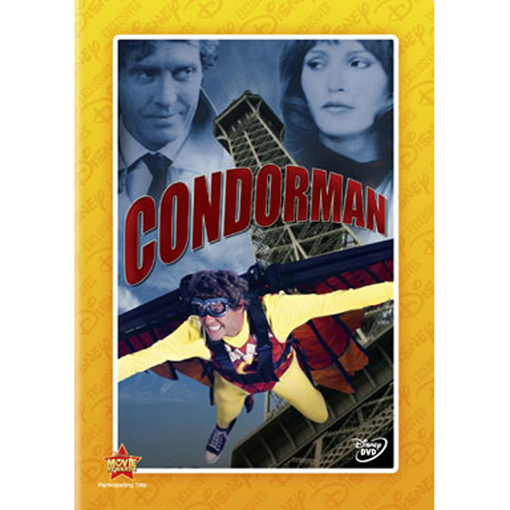 Condorman DVD Official shopDisney