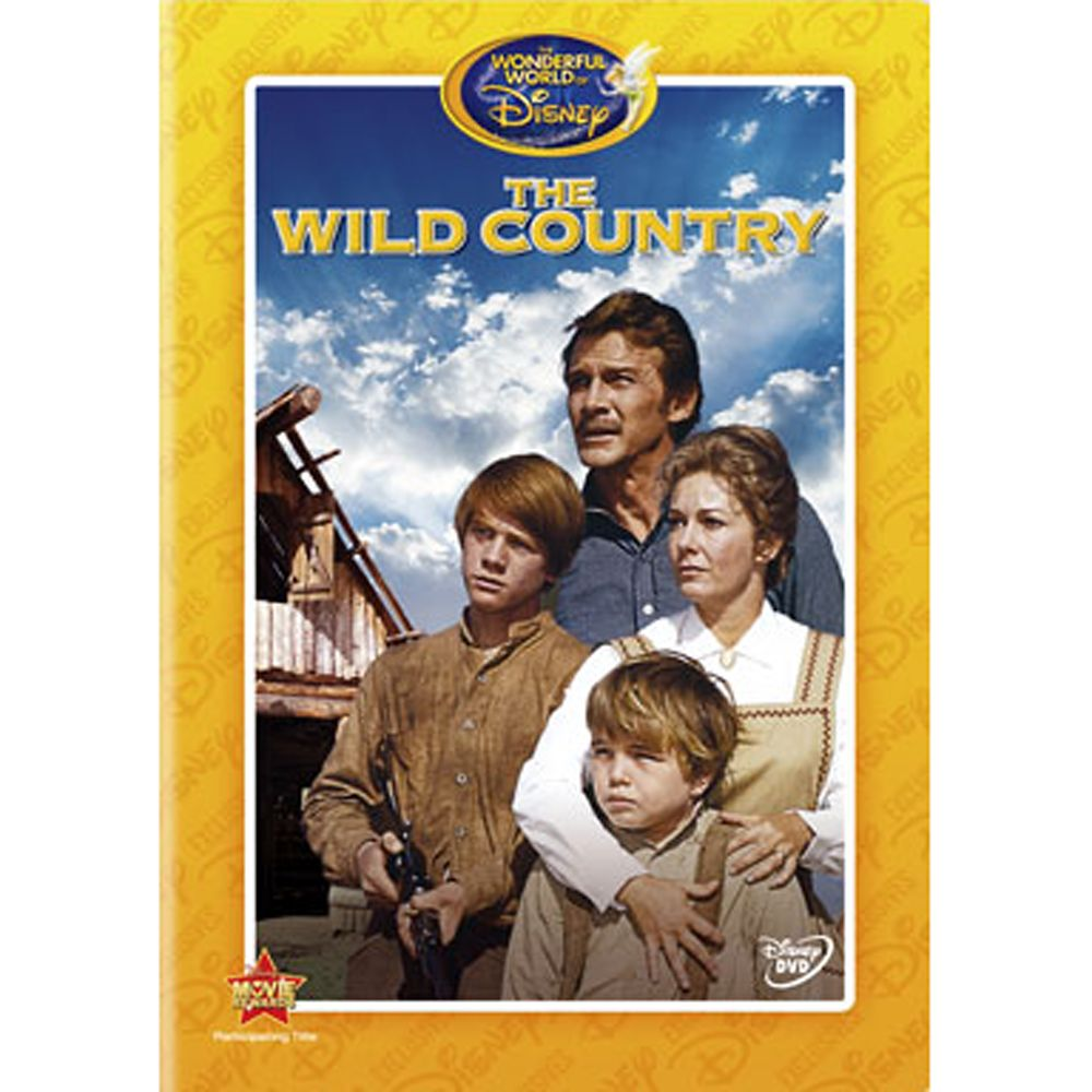 The Wild Country DVD Official shopDisney