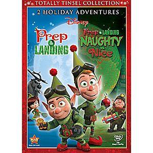 Prep & Landing: Naughty vs. Nice DVD 7745055550800P