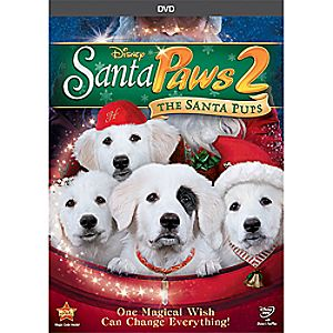 Santa Paws 2: The Santa Pups DVD 7745055550802P