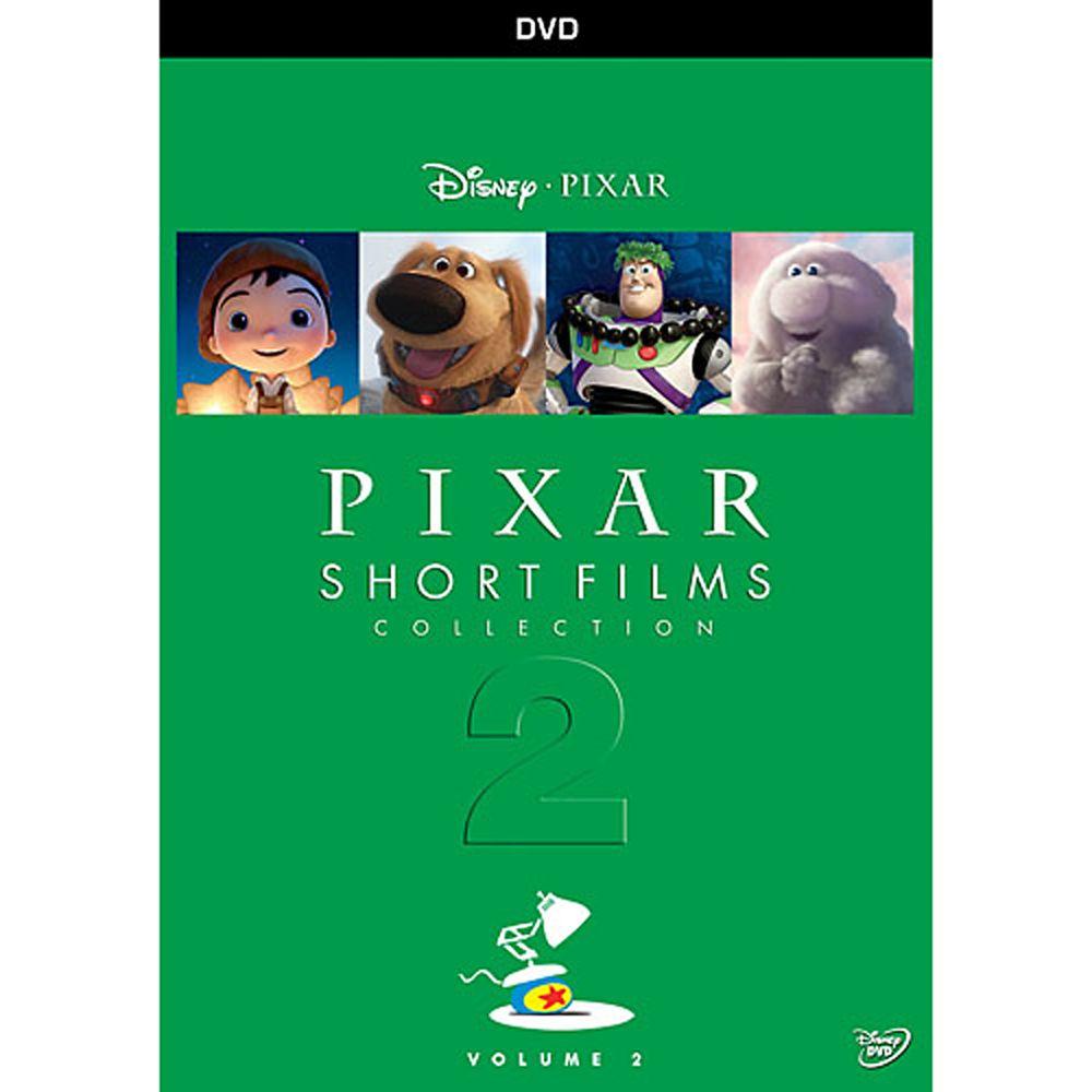 Pixar Short Films Collection Volume 2 DVD