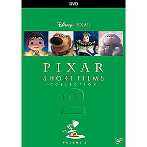 Pixar Short Films Collection Volume 2 DVD 7745055550814P