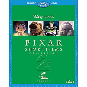 Pixar Short Films Collection Volume 2 - 2-Disc Combo Pack 7745055550815P