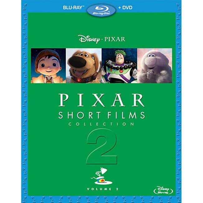Pixar Short Films Collection Volume 2 – 2-Disc Combo Pack