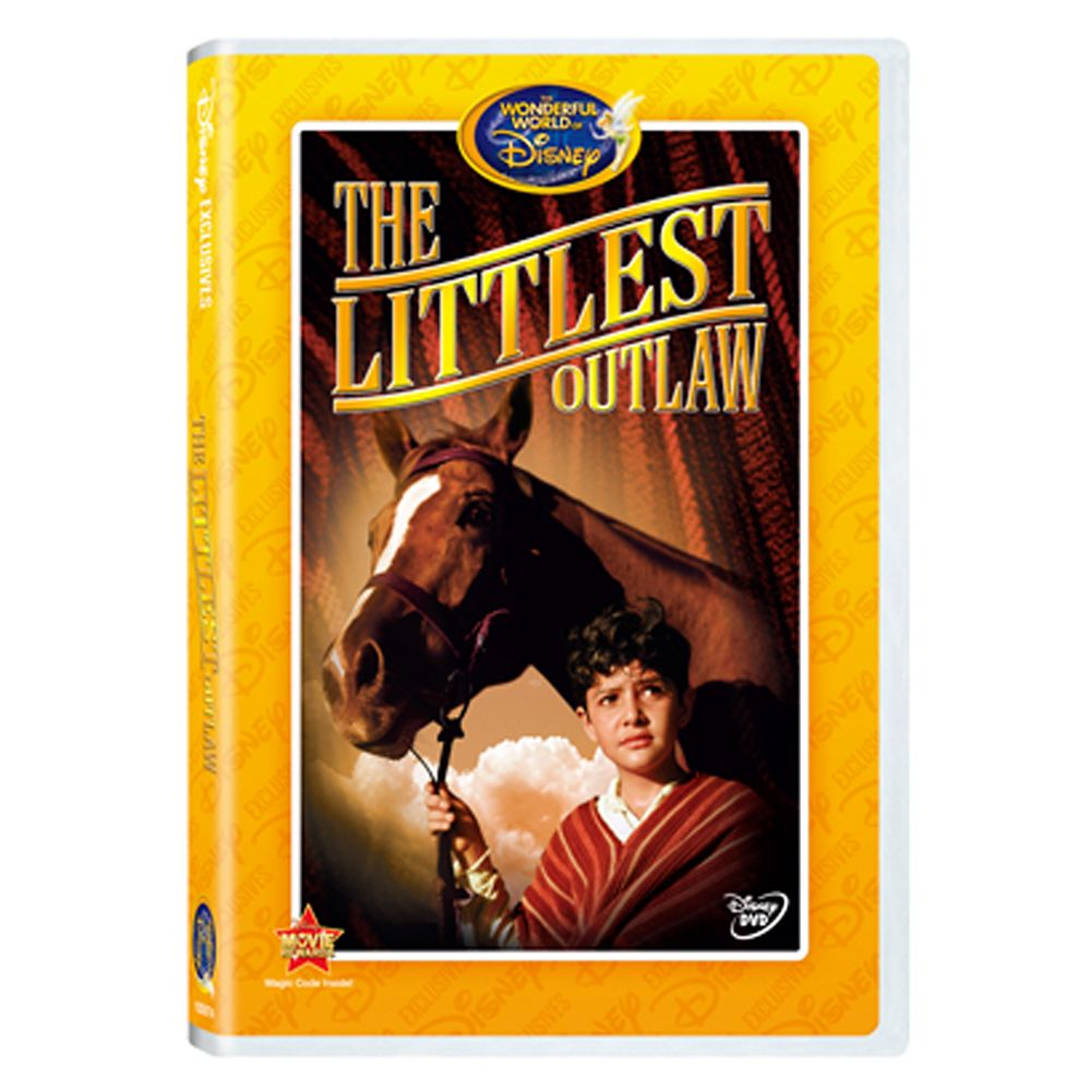 The Littlest Outlaw DVD