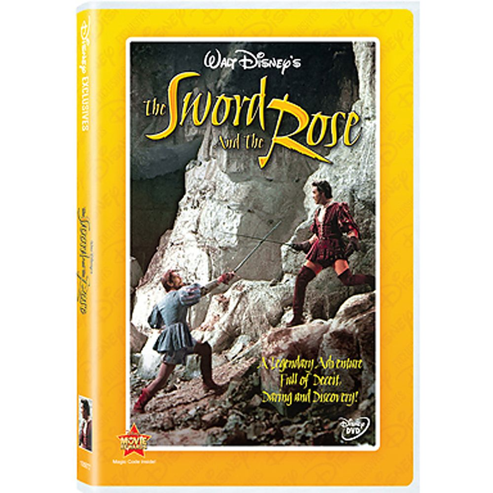 The Sword and the Rose DVD