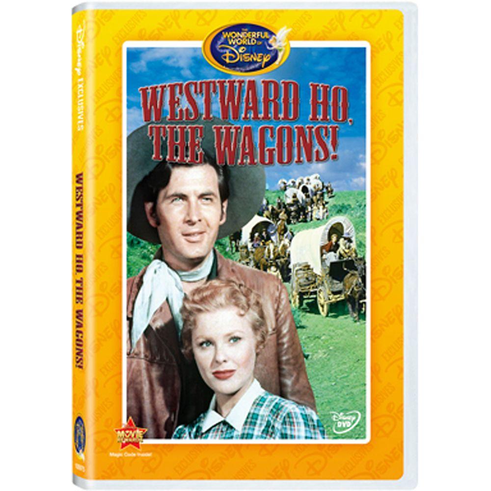 Westward Ho, the Wagons! DVD Official shopDisney