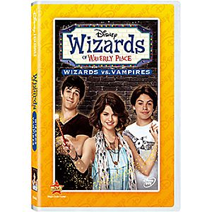 Wizards of Waverly Place: Wizards vs. Vampires DVD