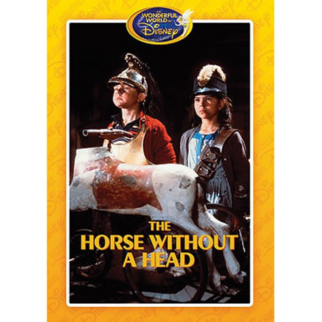 The Horse Without a Head DVD