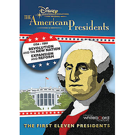 The American Presidents Volume 1 DVD