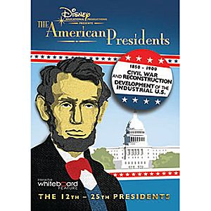 The American Presidents Volume 2 DVD 7745055550828P