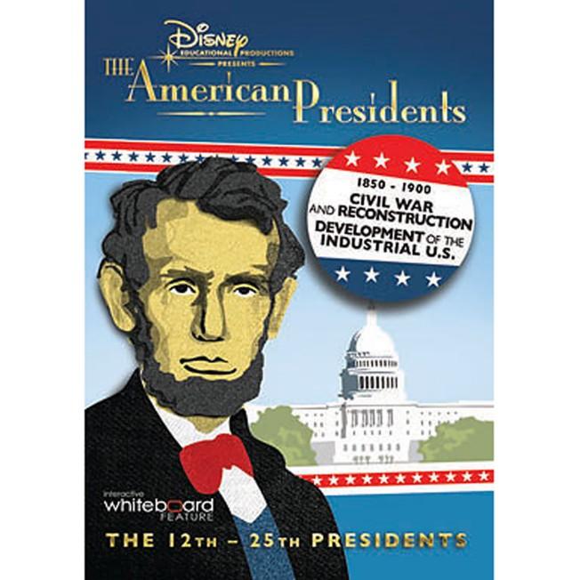 The American Presidents Volume 2 DVD