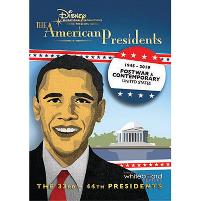The American Presidents Volume 4 DVD