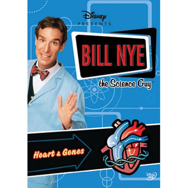Bill Nye The Science Guy: Heart & Genes DVD