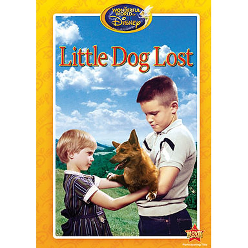 Little Dog Lost DVD Official shopDisney