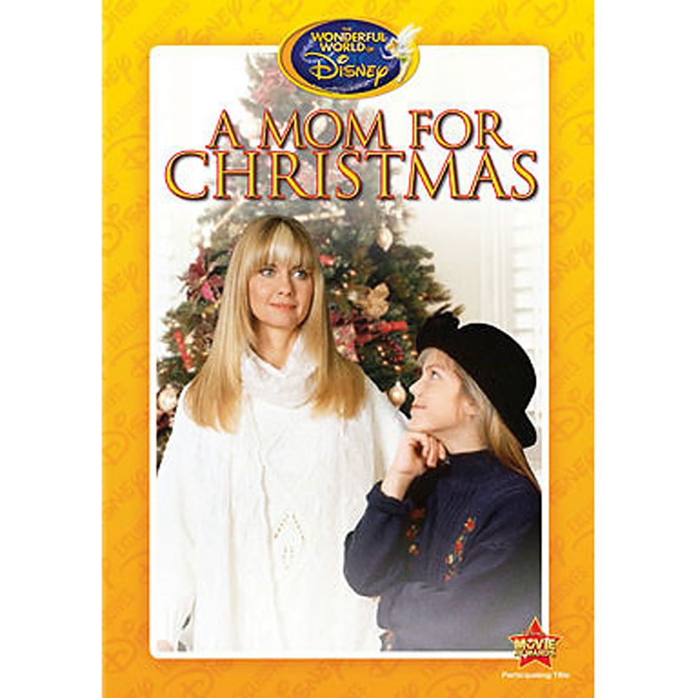 A Mom for Christmas DVD Official shopDisney