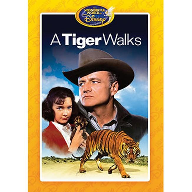 A Tiger Walks DVD