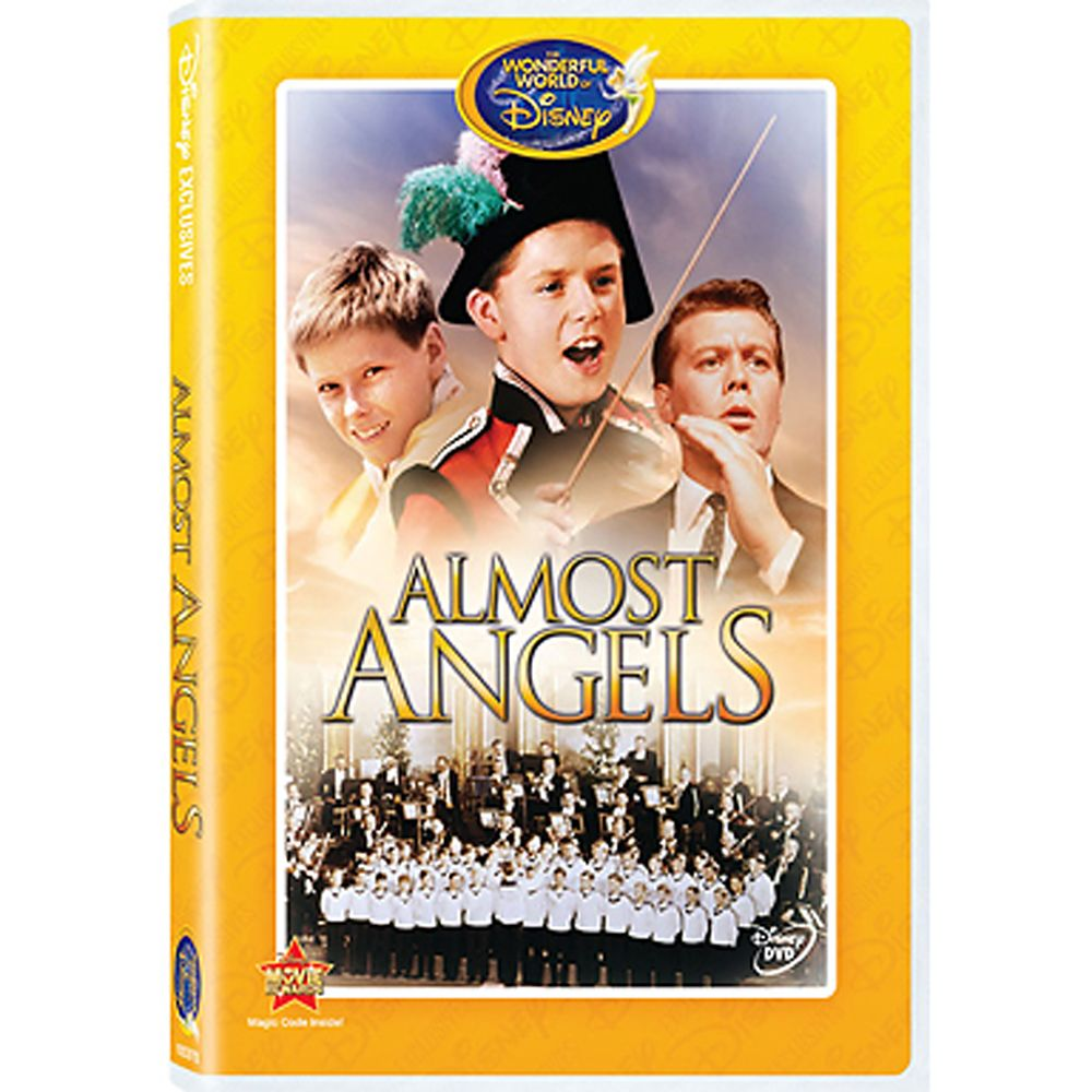 Almost Angels DVD Official shopDisney