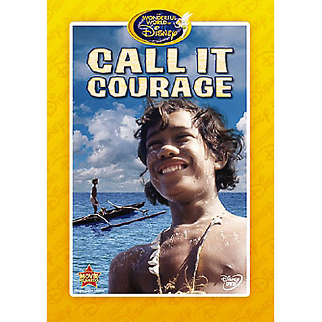 Call it Courage DVD