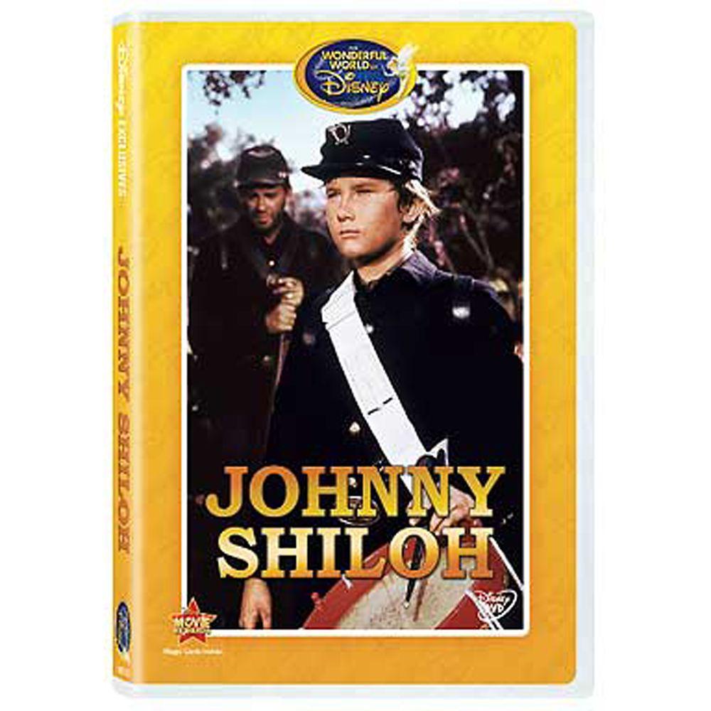 Johnny Shiloh DVD Official shopDisney