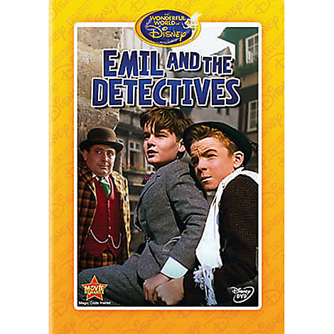 Emil and the Detectives DVD