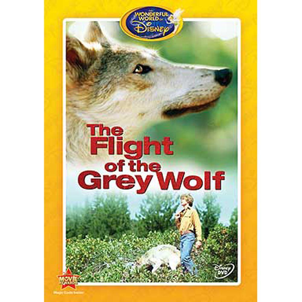 Flight of the Grey Wolf DVD