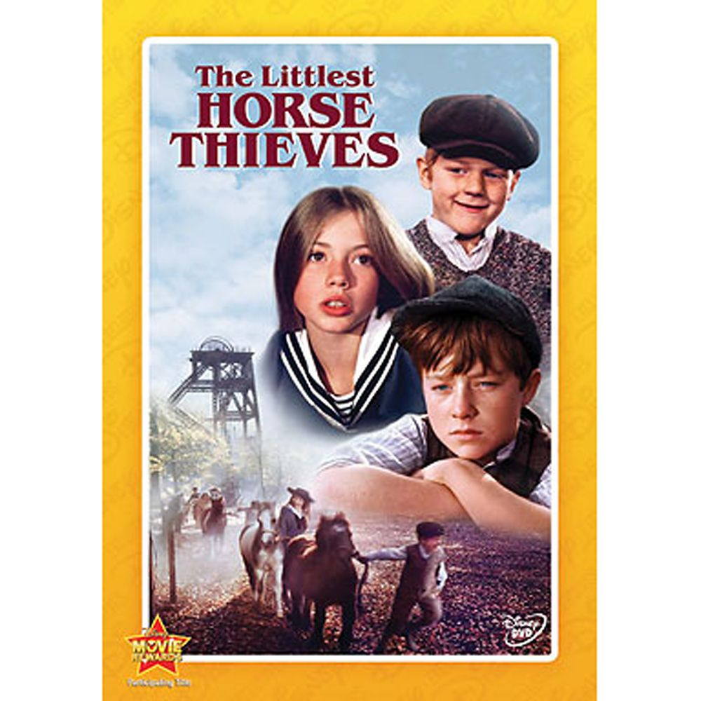 The Littlest Horse Thieves DVD