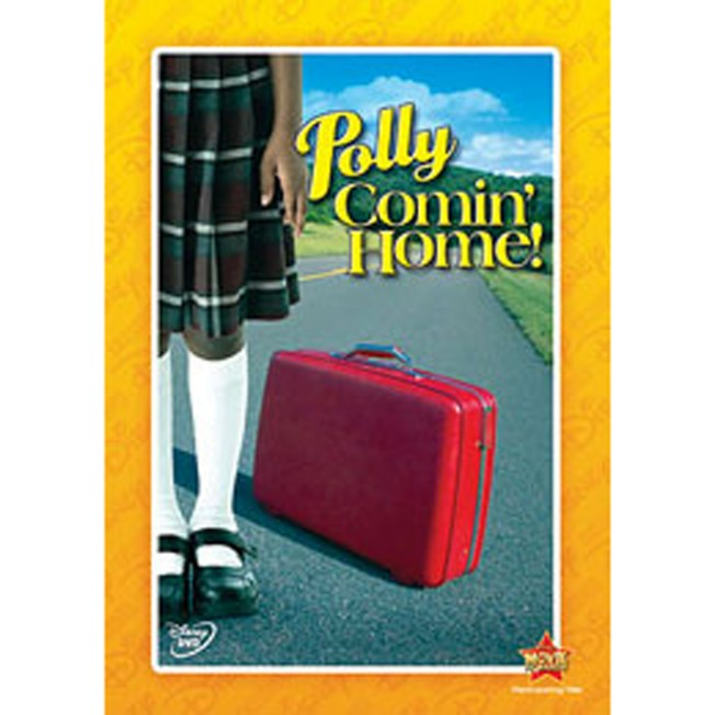 Polly: Comin' Home! DVD