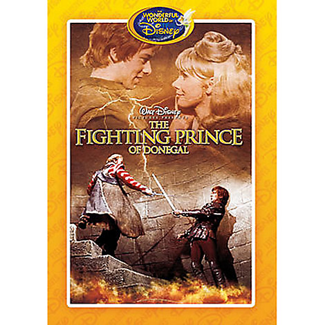 The Fighting Prince of Donegal DVD