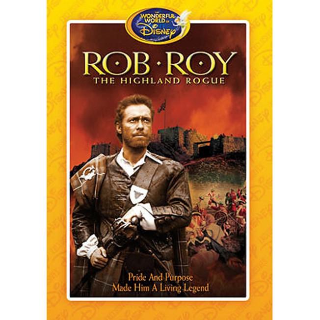 Rob Roy, The Highland Rogue DVD
