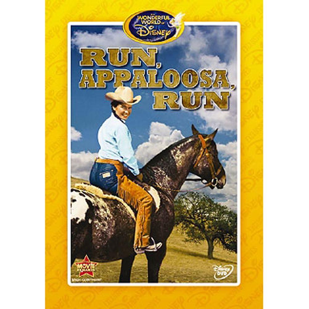 Run, Appaloosa, Run DVD