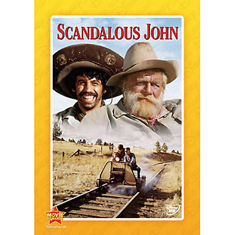 Scandalous John DVD
