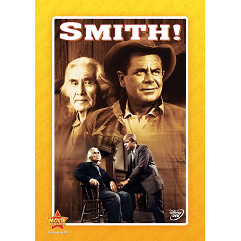 Smith! DVD Official shopDisney