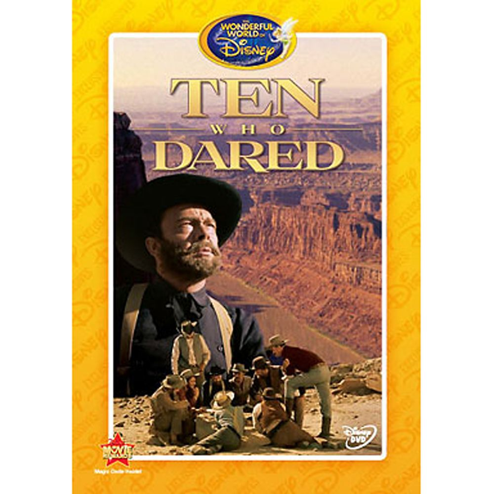 Ten Who Dared DVD