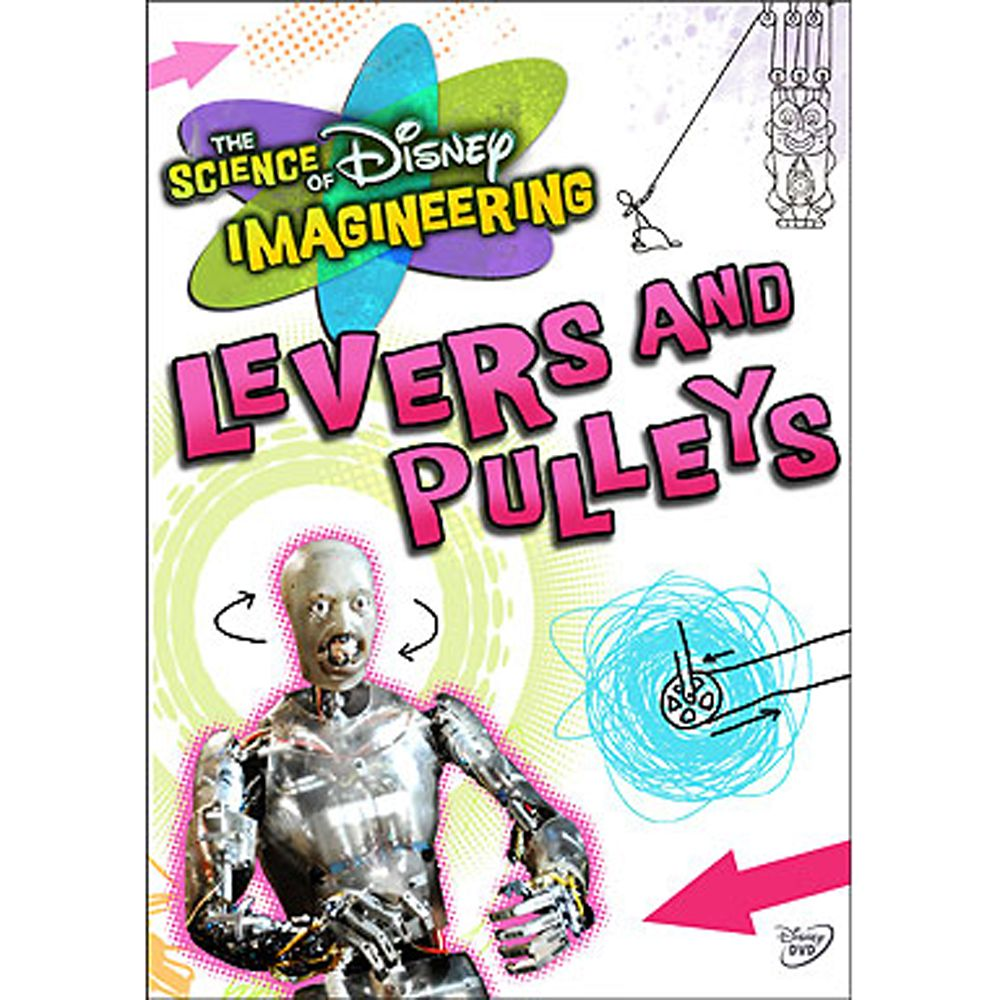 The Science Of Disney Imagineering: Levers & Pulleys DVD