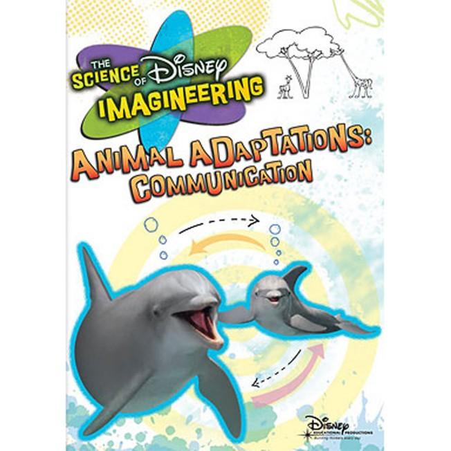 The Science of Disney Imagineering: Animal Adaptations: Communication DVD