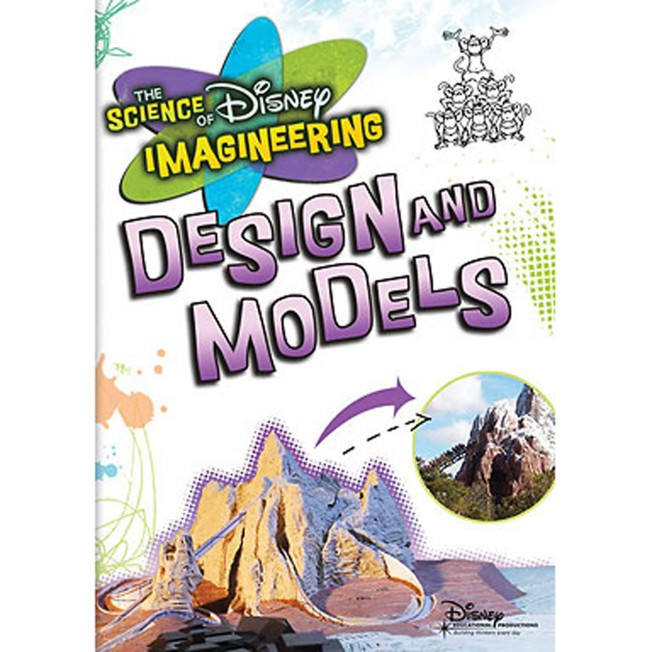 The Science of Disney Imagineering: Design & Models