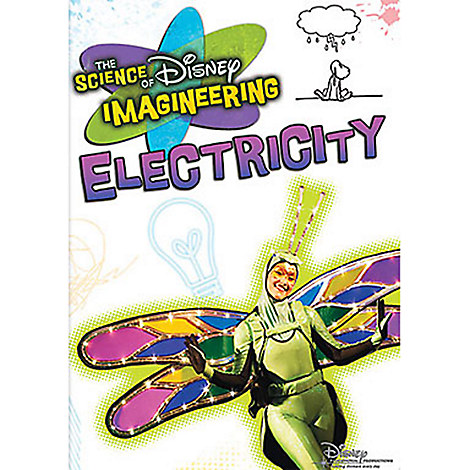 The Science of Disney Imagineering: Electricity DVD