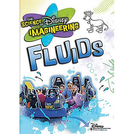 The Science of Disney Imagineering: Fluids DVD